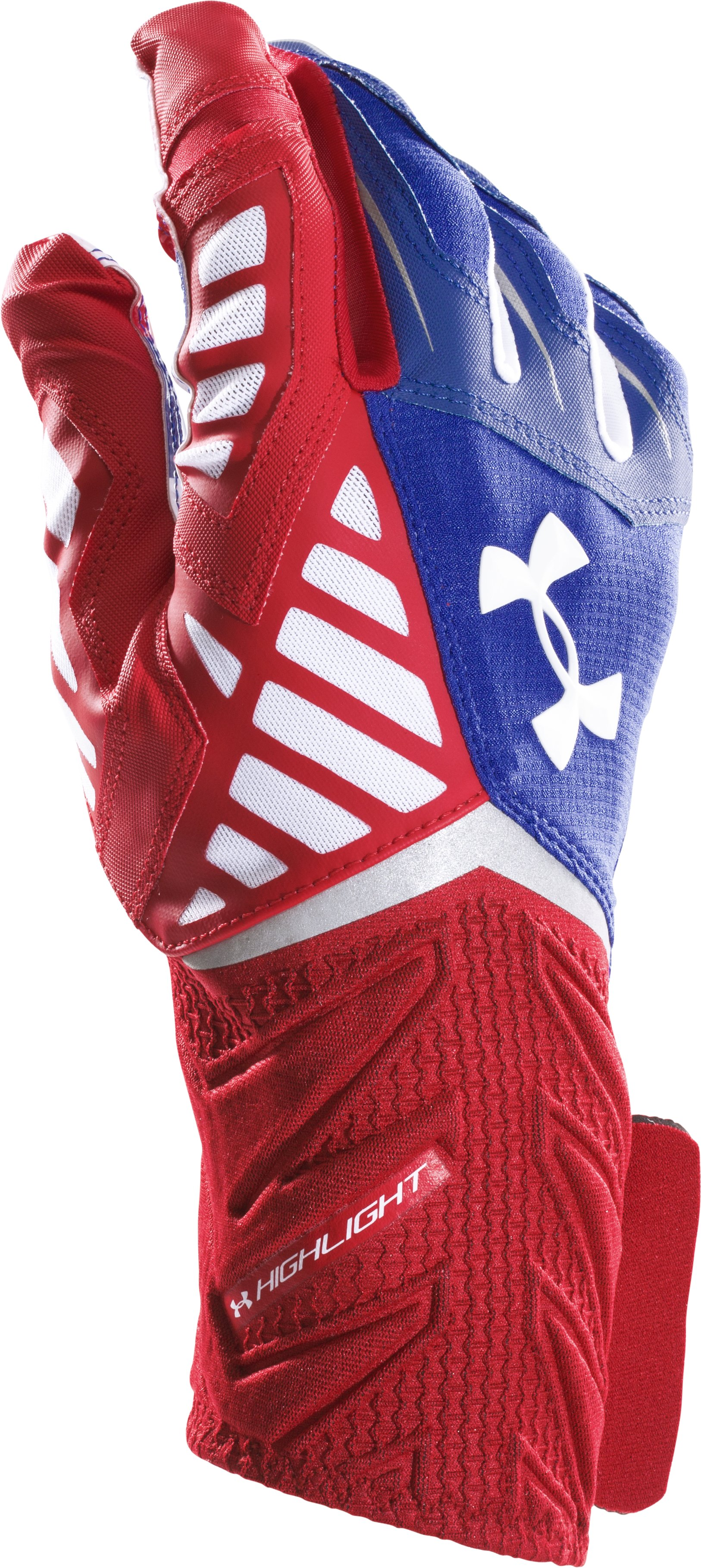 Men's Under Armour® Alter Ego Nitro Highlight Gloves, Royal