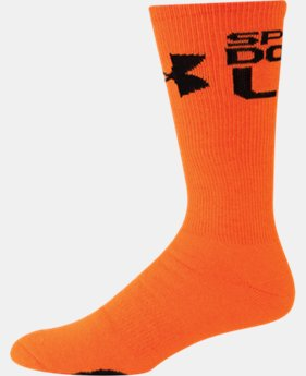 Men's UA Speed Don't Lie Crew Socks