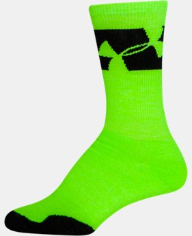 Women's UA Big Logo Crew Sock