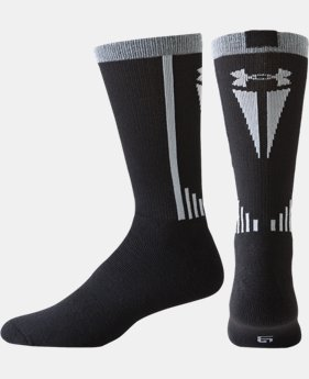 Men's UA 2.0 Crew Socks LIMITED TIME: FREE U.S. SHIPPING 1 Color $14.99