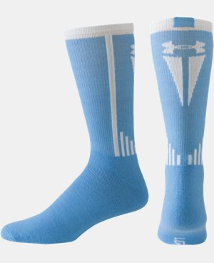 Men's UA 2.0 Crew Socks LIMITED TIME: FREE U.S. SHIPPING 1 Color $11.99