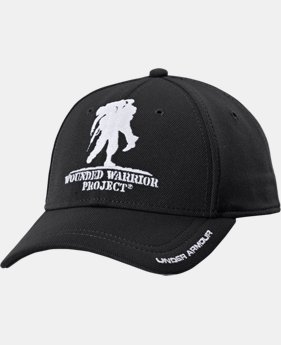 Men's UA WWP Snapback Cap LIMITED TIME: FREE U.S. SHIPPING 4 Colors $18.99