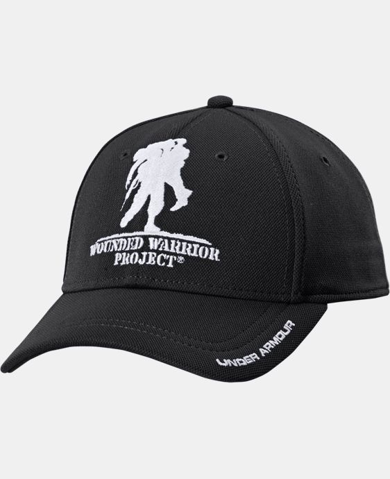 Men's UA WWP Snapback Cap  4 Colors $24.99