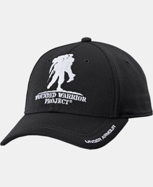 Men's UA WWP Snapback Cap  1 Color $29.99