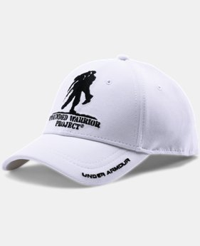 Men's UA WWP Snapback Cap LIMITED TIME: FREE U.S. SHIPPING 1 Color $18.99