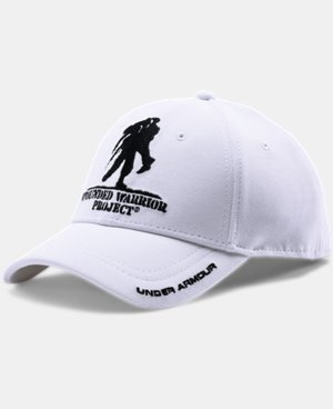 Men's UA WWP Snapback Cap  1 Color $24.99