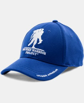 Men's UA WWP Snapback Cap  2 Colors $24.99
