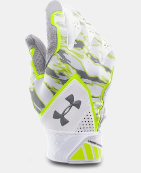 Men's UA Yard Undeniable Baseball Batting Gloves LIMITED TIME: FREE U.S. SHIPPING  $49.99