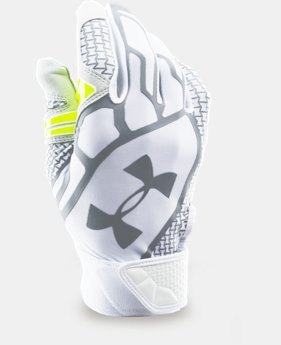 Men's UA Motive II Baseball Batting Gloves LIMITED TIME: FREE U.S. SHIPPING  $21.74