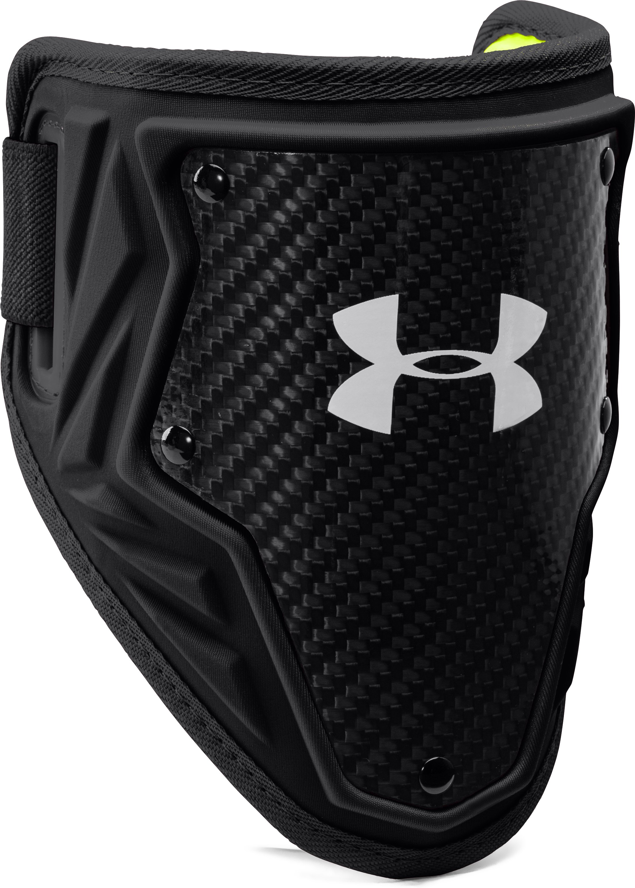 Men's UA Gameday Armour® Batter's Elbow Guard, Black ,