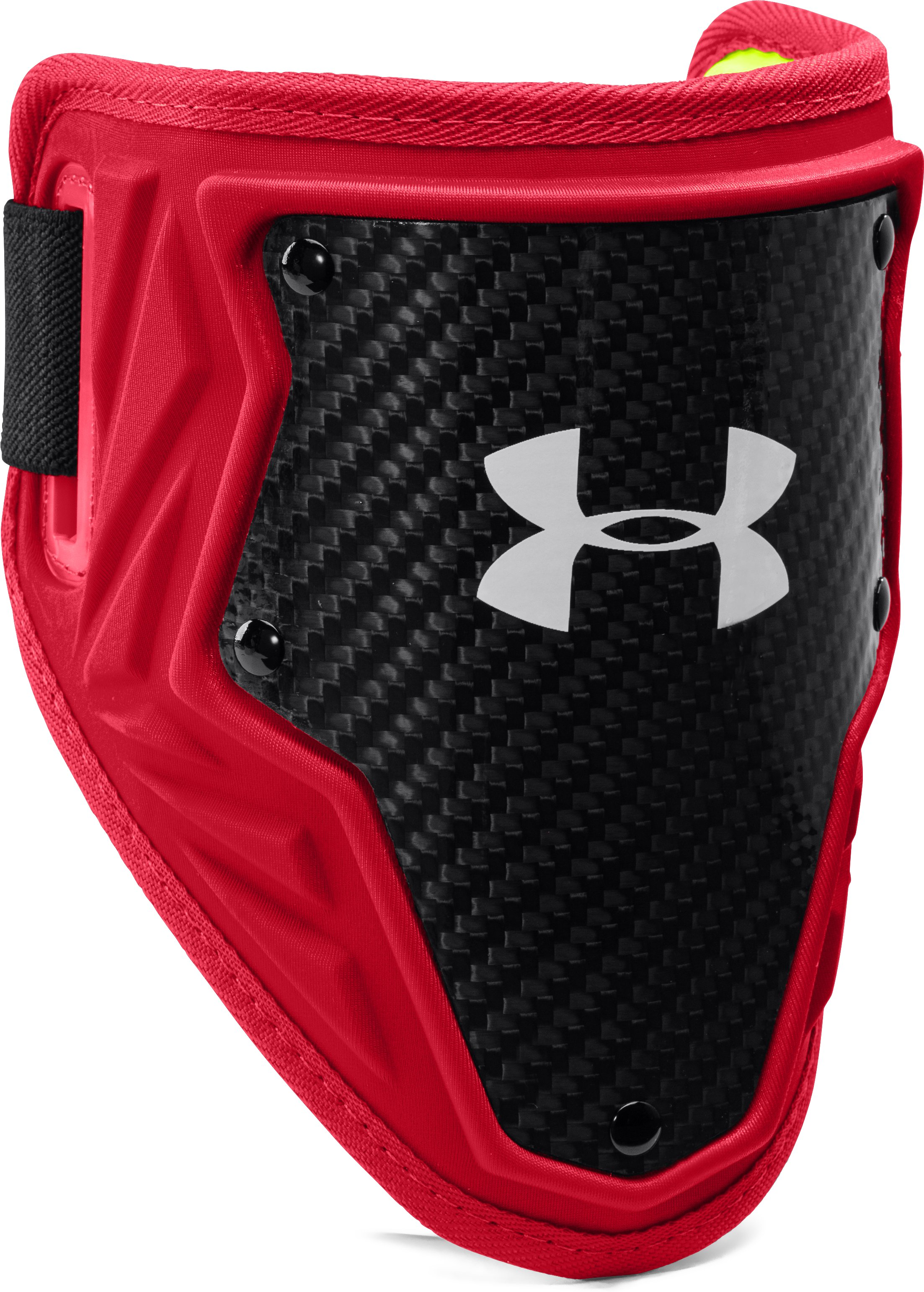 Men's UA Gameday Armour® Batter's Elbow Guard, Red, undefined