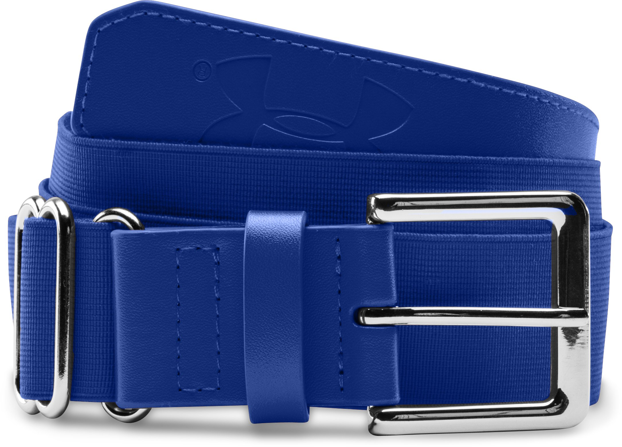 Men's UA Baseball Belt, Royal, undefined