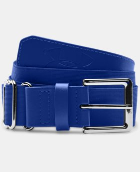 Men's UA Baseball Belt  1  Color Available $14.99