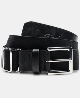 Best Seller Kids' UA Baseball Belt  5 Colors $12.99