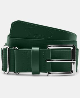 Best Seller Kids' UA Baseball Belt  2 Colors $12.99