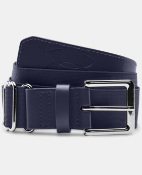 New Arrival  Kids' UA Baseball Belt LIMITED TIME: FREE SHIPPING  $15.99
