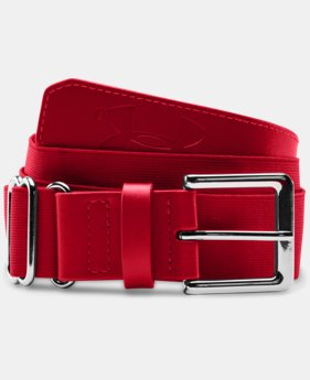 Best Seller Kids' UA Baseball Belt  1  Color Available $12.99