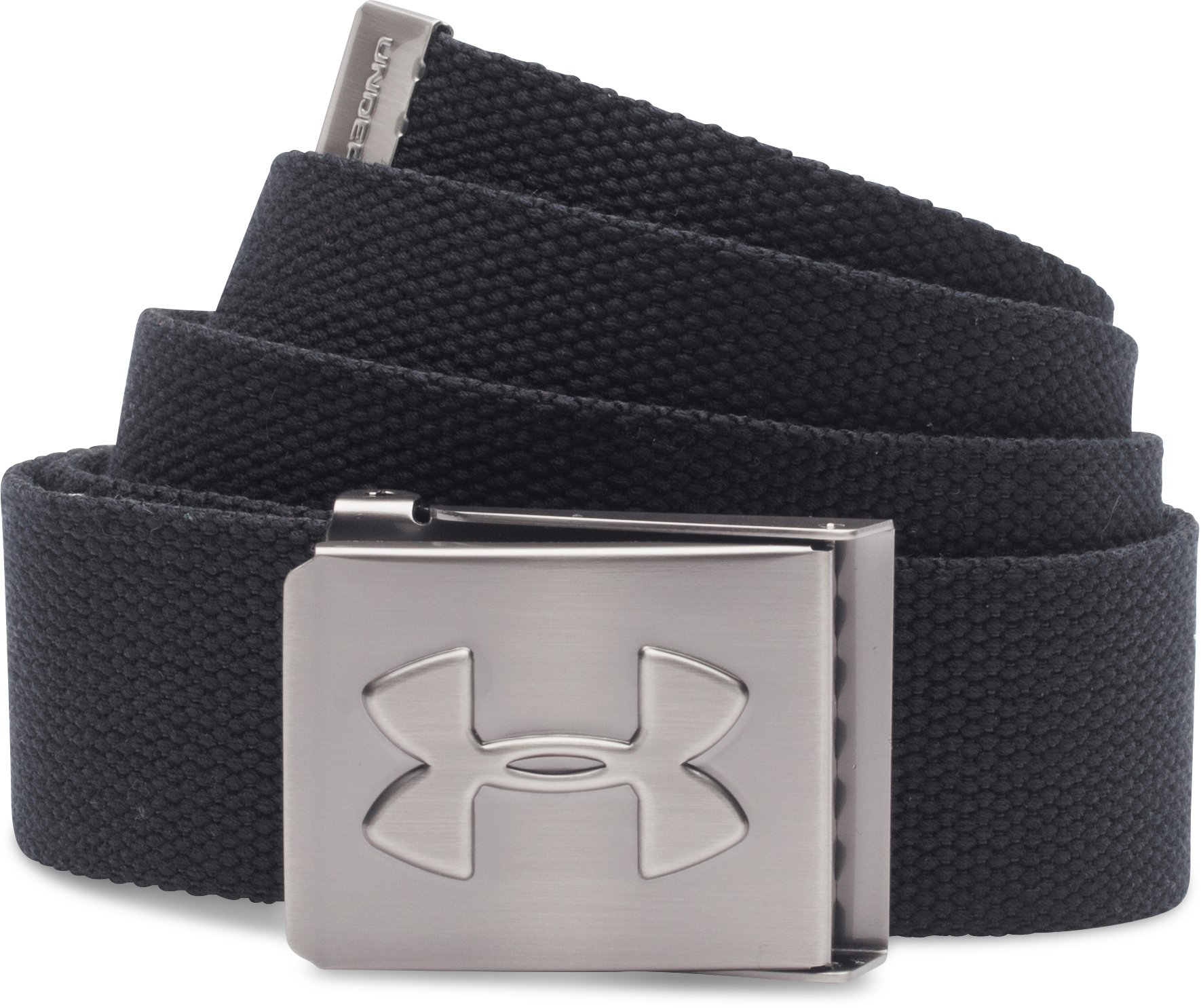 UA Webbed Belt, Black