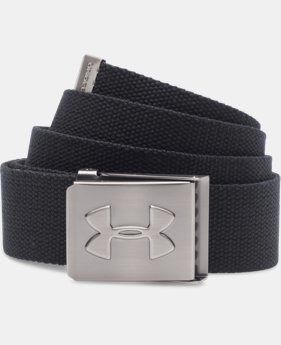 Best Seller UA Webbed Belt  3  Colors Available $19.99