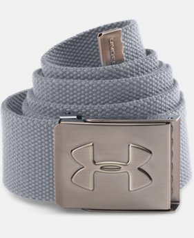 UA Webbed Belt  2 Colors $19.99