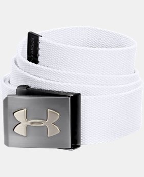 UA Webbed Belt  8 Colors $19.99