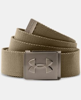 UA Webbed Belt  2  Colors Available $11.99
