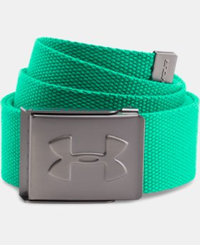Best Seller UA Webbed Belt  8 Colors $19.99