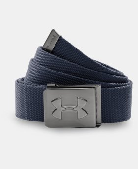 UA Webbed Belt LIMITED TIME: FREE SHIPPING 5 Colors $22.99