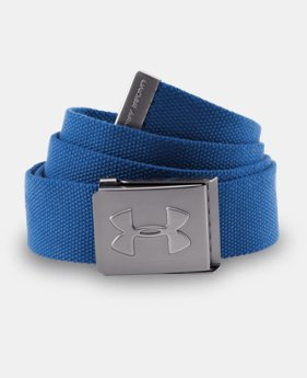 UA Webbed Belt  3 Colors $14.99