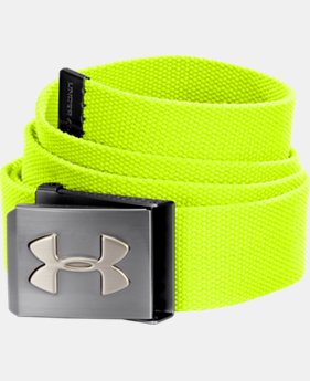 Best Seller UA Webbed Belt  1 Color $19.99