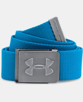 UA Webbed Belt   $19.99