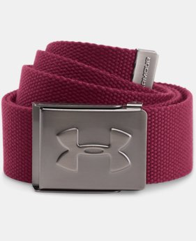 UA Webbed Belt  3 Colors $19.99