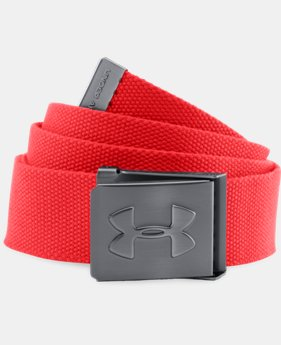 UA Webbed Belt   $17.99