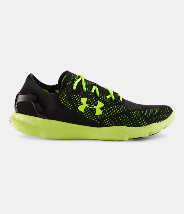 Men S Ua Speedform Apollo Vent Running Shoes