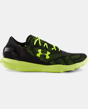 Men's UA SpeedForm® Apollo Vent Running Shoes LIMITED TIME: FREE SHIPPING 3 Colors $67.49 to $89.99