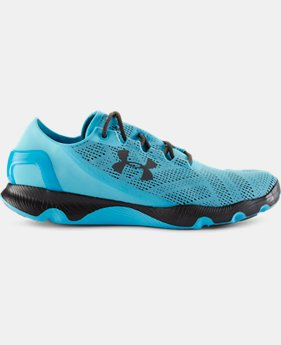 Men's UA SpeedForm® Apollo Vent Running Shoes LIMITED TIME: FREE U.S. SHIPPING 1 Color $79.99