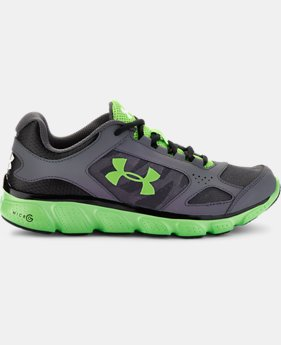 Boys' Grade School Micro G® Assert V Running Shoes  2 Colors $69.99