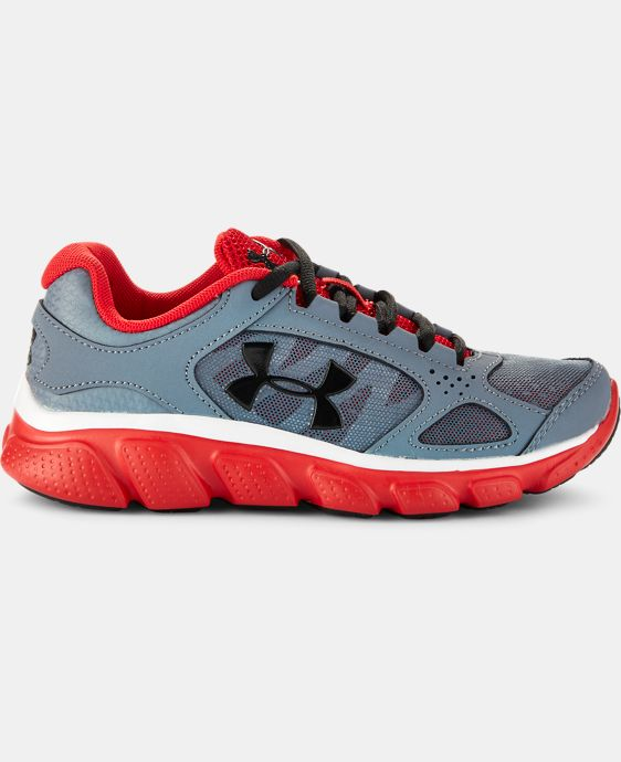 Boys' Pre-School UA Assert V Shoes   $37.99