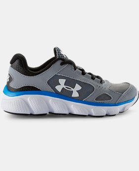 Boys' Pre-School UA Assert V Shoes  2 Colors $37.99