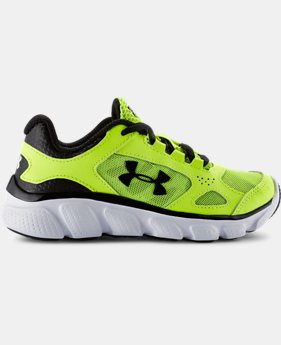 Boys' Pre-School UA Assert V Shoes  1 Color $37.99