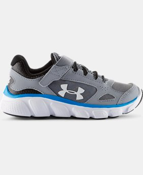 Boys' Pre-School UA Assert V AC Running Shoes