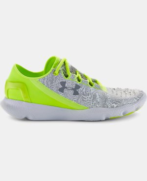 Girls' Grade School UA SpeedForm™ Apollo LIMITED TIME: FREE SHIPPING 1 Color $56.24