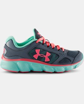 Girls' Pre-School UA Assert V  2 Colors $37.99