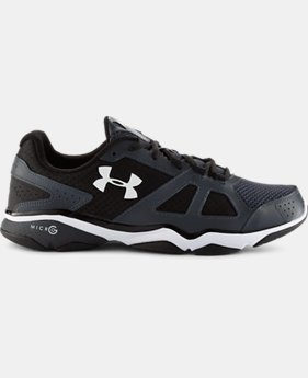 Men's UA Micro G® Strive V Training Shoes   $52.99
