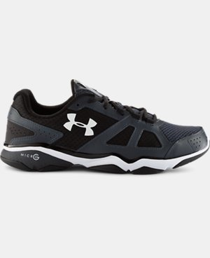 Men's UA Micro G® Strive V Training Shoes LIMITED TIME: FREE U.S. SHIPPING 3 Colors $52.99