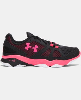 Women's UA Micro G® Strive V Training Shoes   $89.99