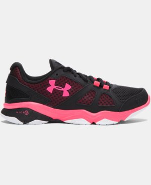 Women's UA Micro G® Strive V Training Shoes  1 Color $50.62