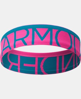 Girls' UA Gotta Have It Headband