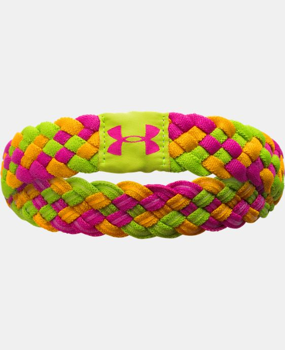 Girls' UA Multibraid Headband  1 Color $6.74