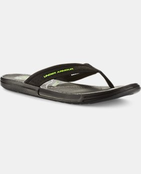 Men's UA Micro G® EV Illusion Sandals  2 Colors $26.99